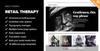 Thumbnail Retail Therapy - Multi-Purpose eCommerce Theme