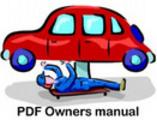 Thumbnail Pontiac Aztek 2005 Owners Manual Download