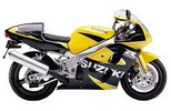 Thumbnail Suzuki GSX-R 600 1996-2000 Workshop Service repair manual
