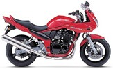 Thumbnail Suzuki GSF 650 2005-2006 Service Repair Manual Download