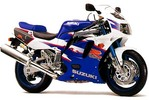 Thumbnail Suzuki GSX-R 750 1993-1995  Workshop Service repair manual