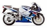 Thumbnail Suzuki GSX-R 600 2001-2003  Workshop Service repair manual