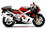 Thumbnail Suzuki GSX-R 750 1996-1999  Workshop Service repair manual