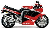 Thumbnail Suzuki GSX-R 1100 1989-1992  Workshop Service repair manual