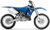 Thumbnail Yamaha YZ250 2007-2008 Service Repair Manual Download