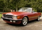 Thumbnail Mercedes 350SL 450SL 1972 to 1980 Factory Service manual
