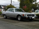 Thumbnail Mercedes 380SLC 1981 TO 1985 Factory Service manual