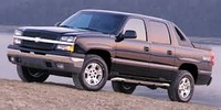 Thumbnail Chevy Avalanche 2002-2006 Factory Service Workshop repair manual