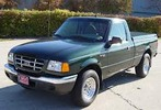 Thumbnail Ford Ranger 1993 to 1997 Factory Service SHop repair manual