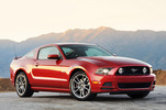 Thumbnail Ford Mustang 2013-2014 V6/GT/CS Factory Service Workshop repair manual Download