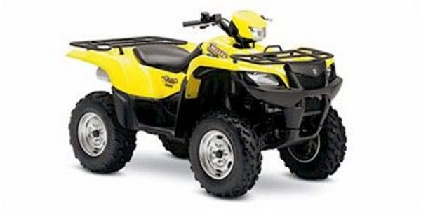 Pay for Suzuki King Quad 700 2004-2007 Service Repair Manual Download
