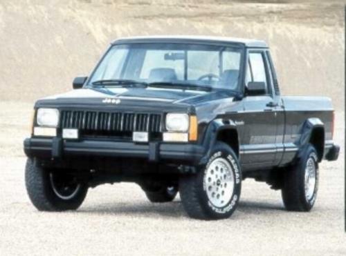 Jeep Comanche 1986