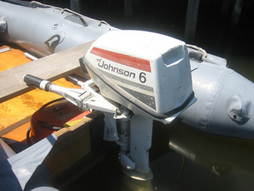 Johnson outboard 1971 1989 1 to 60hp service repair manual for Johnson outboard motor repair