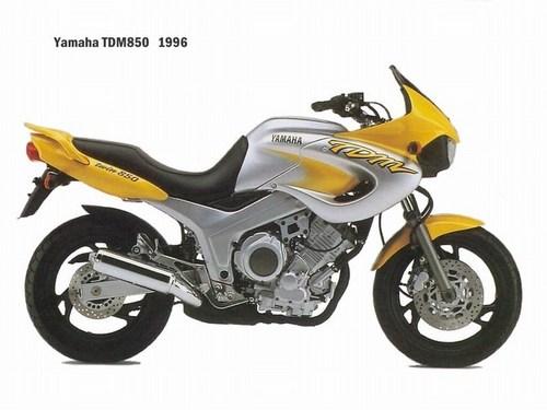 Pay for Yamaha TDM850 1996-2001 Workshop Service repair manual