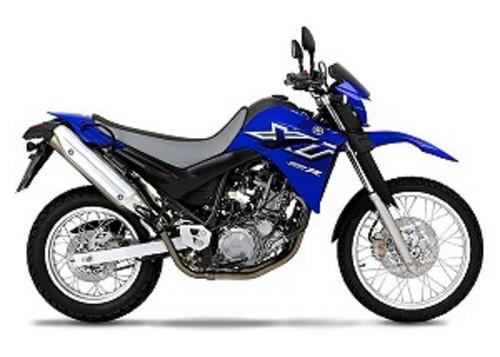 Yamaha Xt660r Xt660x 2004