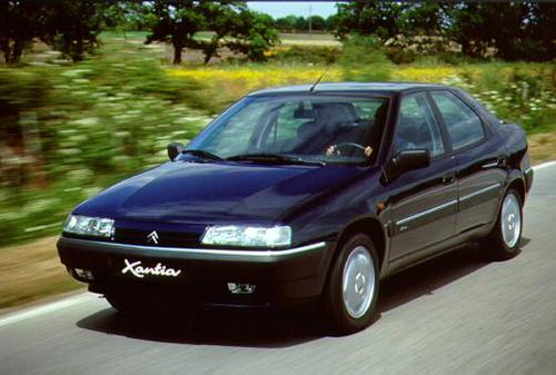 Free Citroen Xantia 1993-1998 Workshop Service repair manual   Download thumbnail