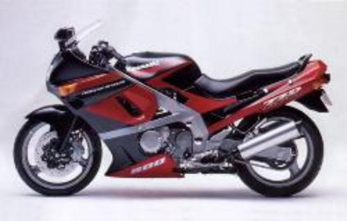 Pay For Kawasaki ZZR600 1990 2005 Service Repair Manual Download