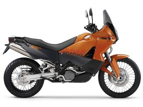 Pay for KTM 950 - 990 Adventure 2003-2006 Service Repair Manual