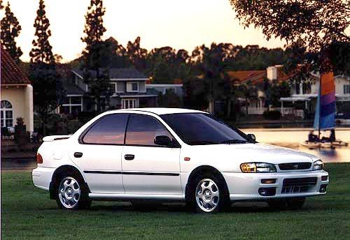 Pay for Subaru Impreza 1997-1998 OEM Service repair manual download