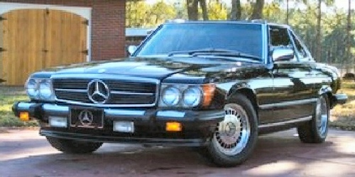 Free Mercedes 380SL 1981 TO 1985 Factory Service manual Download thumbnail