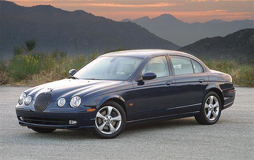 Pay for Jaguar S Type 2003-2008 Factory shop  Service repair manual