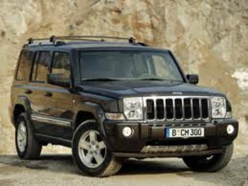 jeep commander xk 2006