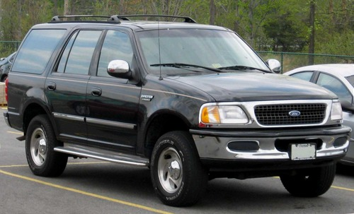 ford expedition 2001 manual