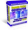 Thumbnail Dynamic Pricing Generator