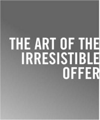 Pay for The Art of An Irresistible Offer