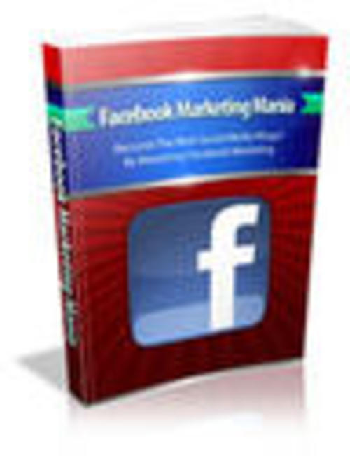 Pay for Facebook Marketing Mania