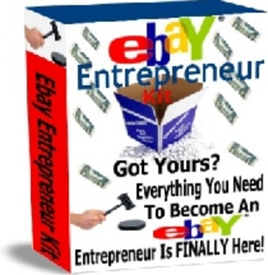 Pay for EBay Entrepreneur Kit