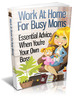 Thumbnail  Work At Home For Busy Moms
