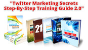 Thumbnail Twitter Marketing Secret & Upgrade Package