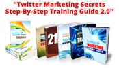 Thumbnail Twitter Marketing Secret & Upgrade Package