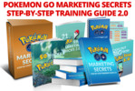 Thumbnail Pokemon Go Marketing Secret 2.0 Step-by-Step Guide