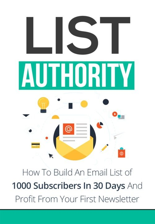 Pay for List Authority & Upgrade Package