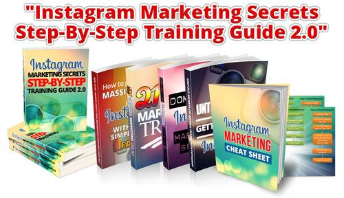 Pay for Instagram Marketing Secret & Upgrade Package