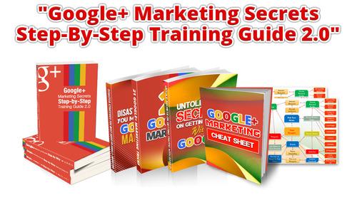 Pay for Google+ Marketing Secret & Upgrade Package