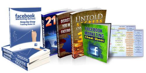 Pay for Facebook Marketing Secret & Upgrade Package