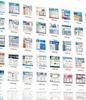 Thumbnail 50 HTML PSD Templates Reseller