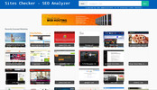 Thumbnail SEO Analyzer Clone Script PageRank, Social Media Checker