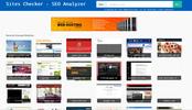 Thumbnail SEO Analyzer Clone Script PageRank, Social Media Checker
