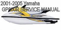 Thumbnail 2001-2005 Yamaha GP800R Yamaha,service,manual