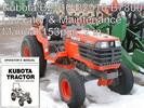 Thumbnail KUBOTA B2710 B2910 B7800 TRACTOR OPS  MAINTENANCE  OWNERS