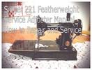 Thumbnail Singer 221 Featherweight Service Adjuster Manual