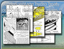 Thumbnail hydro boat, outboard motor boat plans