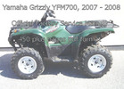 Thumbnail Yamaha YFM 700 FI Grizzly Service Manual