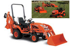 Thumbnail KUBOTA PARTS MANUAL BX SERIES TRACTORS AND LA SERIES LOADERS