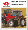 Thumbnail Massey Ferguson MF 3600 Service manual Instruction Manual