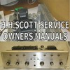 Thumbnail SCOTT SERVICE MANUALS SCHEMATICS **NICE**